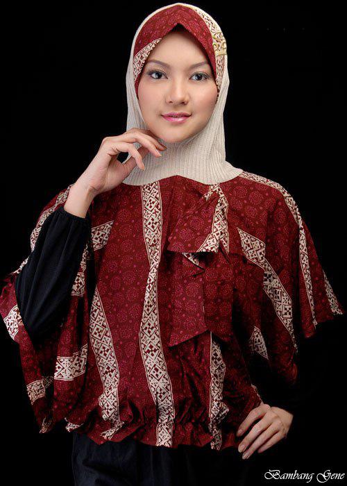 Busana Muslim Syar I Untuk Remaja Linda Febriyani